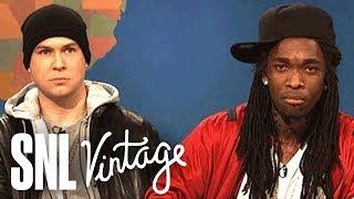 Video Weekend Update: Lil Wayne and Eminem on Their Valentine's Day Single - SNL MP3, 3GP, MP4, WEBM, AVI, FLV Desember 2018