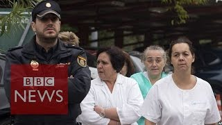 Spain Ebola Case Down To 'procedure Problem Or Human Failure'