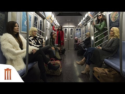 Ocean's 8 - Official Trailer 2 [ซับไทย]