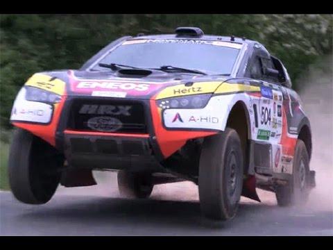 Korda Racing-Riverside Baja & ISEUM Rallye 2015.-Lepold Sportvideo