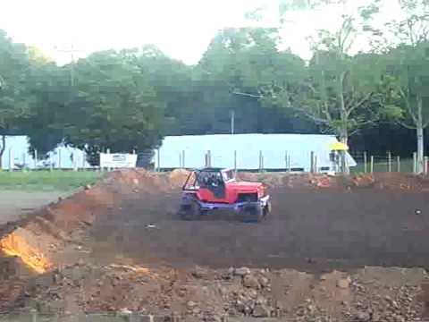 Jeep Turbinado fechando bola em Veranópolis