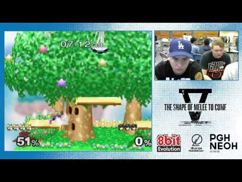 beegs - Shape of Melee to Come V September 27 Kirtland, OH Hosted by: GDL   Coffeemug & GDL   Ghaleon in association with GDL Entertainment Smashboards Thread: -----...