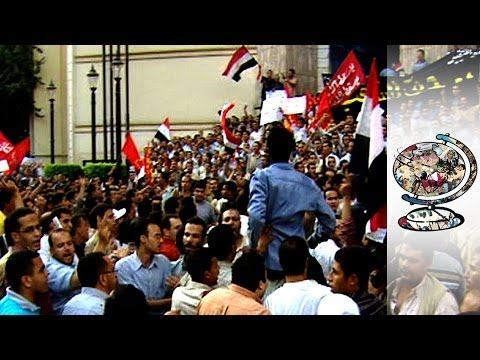 muslim brotherhood motto - Islamist Mursi begins forming Egypt's new government For downloads and more information visit: http://www.journeyman.tv/19140/short-films/the-muslim-brotherh...