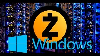Como minar Zcash en Windows
