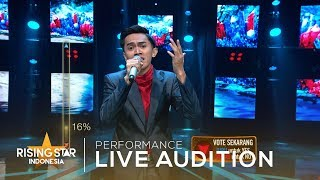 Video Andhika Irwan - End Of The Road | Live Audition 6 | Rising Star Indonesia 2019 MP3, 3GP, MP4, WEBM, AVI, FLV Januari 2019