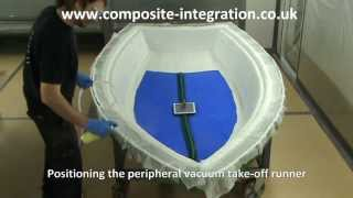 Video Resin Infusion of 3m Dinghy using Ciject Equipment MP3, 3GP, MP4, WEBM, AVI, FLV April 2019