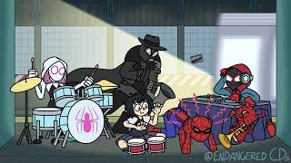 Spider-Verse Underground Band