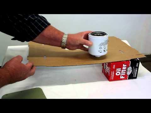 Piper Seneca PA34 Oil Filter Door Mod – Bogert Aviation – Aircraft Maintenance