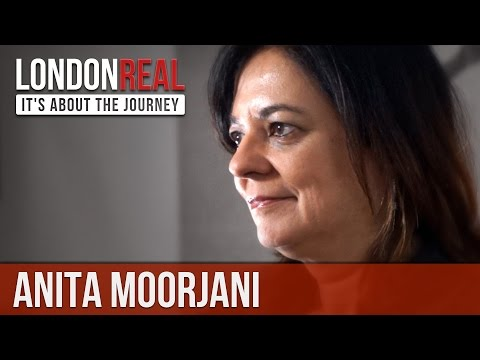 Anita Moorjani – Life After Death, Surviving Cancer | London Real