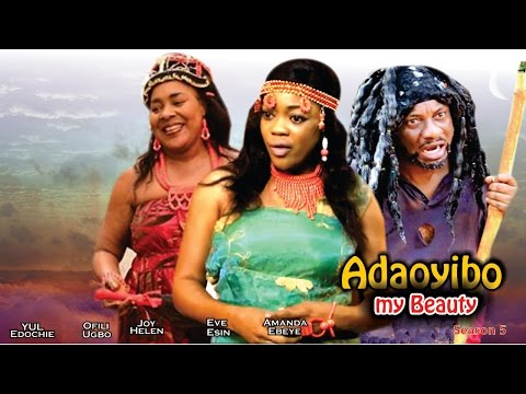 Ada Oyibo My Beauty Season 5   - 2016 Latest Nigerian Nollywood Movie