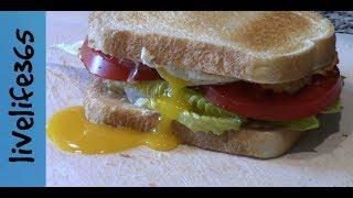 How to...Make an ELT (Egg, Lettuce & Tomato) Sandwich