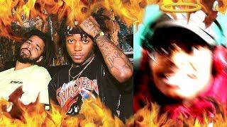 Will I Fail No Nut November? | J I D - Off Deez ft.  J. Cole | Reaction