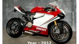 7. Ducati 1199S Tricolore Panigale -  Info Specification Dealers superbike Transmission