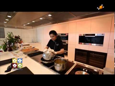 مائدة لميس - طريقة عمل فتة دجاج 1