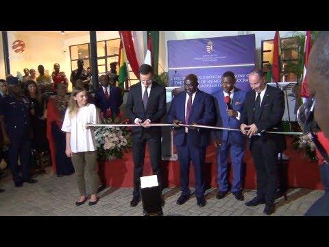 III. Magyar-Ghána üzleti fórum