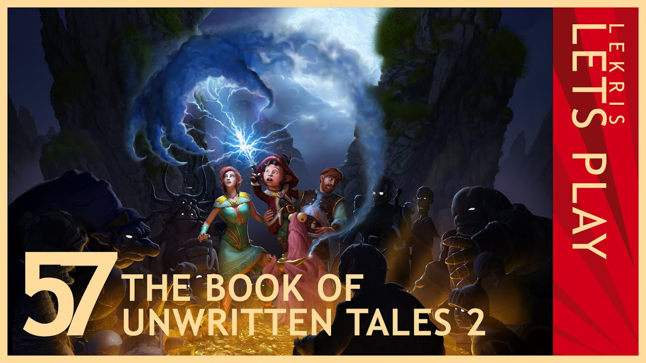 The Book of Unwritten Tales 2 - Kapitel 5 #57 - Monster, Geister und Dämonen