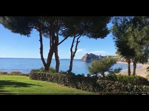 Аренда апартаментов в Бенидорме на первой линии моря! Всего в 50 м от пляжа Пониенте!