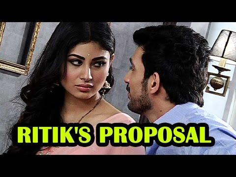 Ritik confesses his love for Shivanya on Naagin