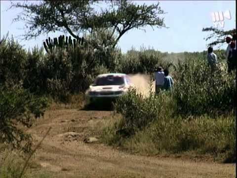 Safari Rally Kenya 1998 - Rajd Safari 1998
