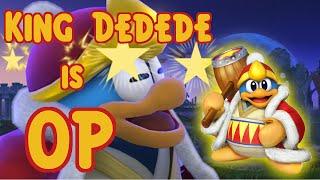 King Dedede is OP – Sm4sh Montage