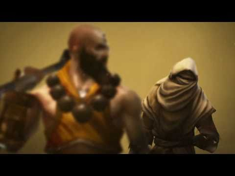 Monk Trailer Diablo 3