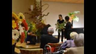 Ikebana – The Japanese Art of Flower Arrangement