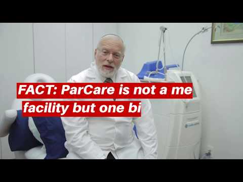 Behind the One-Man ParCare Factory