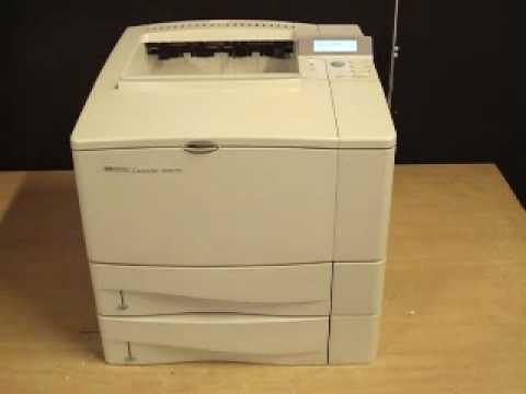HP 4050TN