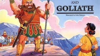 BIBLE STORY FOR CHILDREN - DAVID AND GOLIATH (FULL STORY ANIMATED)