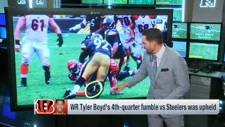 Official Review with Dean Blandino 9.20.16 | NFL Football Operations by NFL Network
