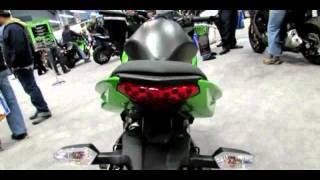 8. 2014 Kawasaki Ninja 650 ABS Walkaround
