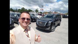 2017 Cadillac Escalade Premium Luxury for Tim