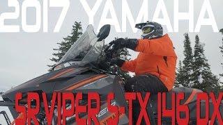 6. STV 2017 Yamaha SR Viper STX 146 DX