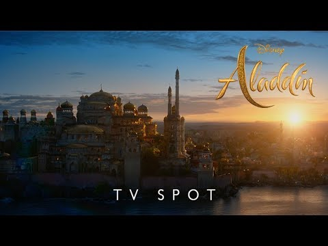Aladdin (2019) | TV spot | Disney BE