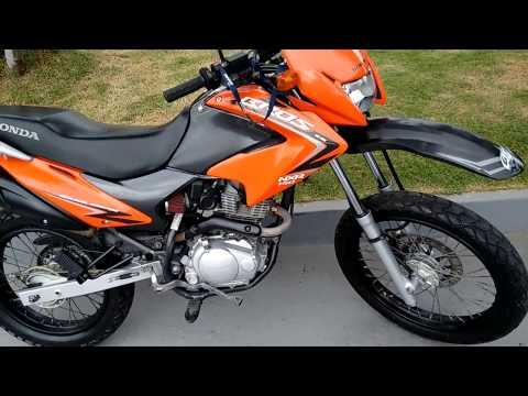 Honda Nxr 150 Bros Es , com partida Elétrica Freio a Disco,  perfeita + Garantia 100% Apavel Motos