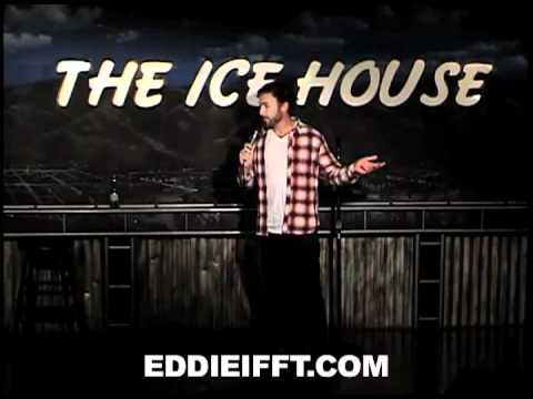 Stand-Up Comedian Eddie Ifft on Mitt Romney