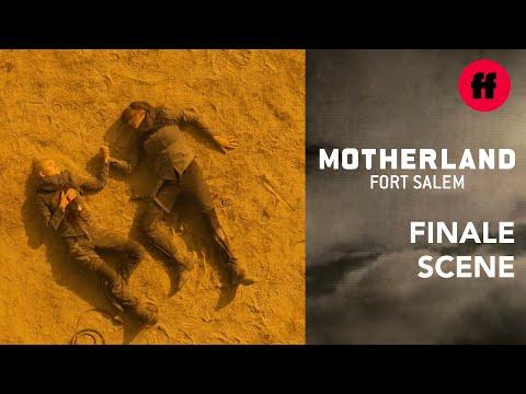 Motherland: Fort Salem Season 1 Finale | Abigail Links With Raelle | Freeform