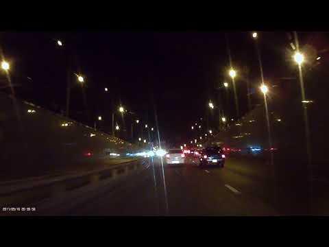 ДТП на встречной полосе в Алма-Ата