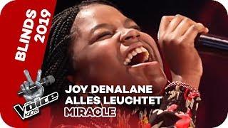 Joy Denalane - Alles Leuchtet (Miracle)   Blind Auditions   The Voice Kids 2019   SAT.1