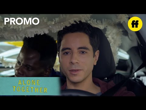 "Alone Together | Season 1, Episode 2 Promo: ""Road Trip"" 