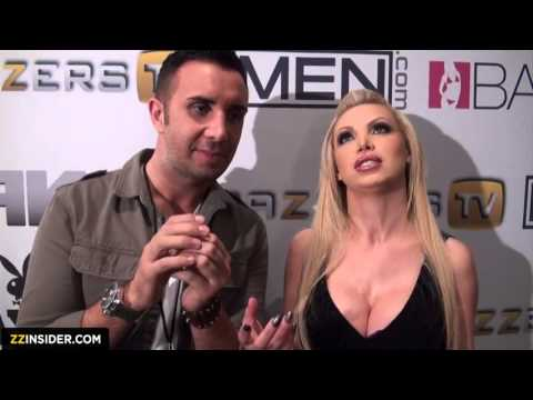 AVN Award Show 2013_ Behind the Scenes Interviews (Part Two) (видео)
