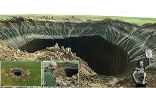 Mystery of the hole at the 'end of the world' in Siberia is 'solved'