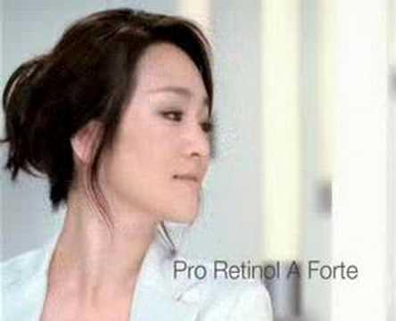 Pro-Retinol A Cream - L'oreal Commercial