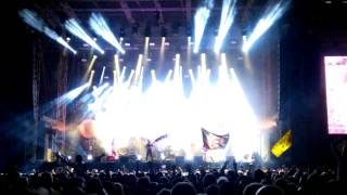 POHODA 2016 - The Prodigy - Wall of death