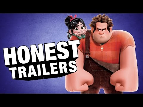 An Honest Trailer For WreckIt Ralph