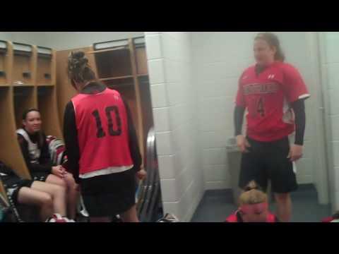 Locker Room- Elbow Dance