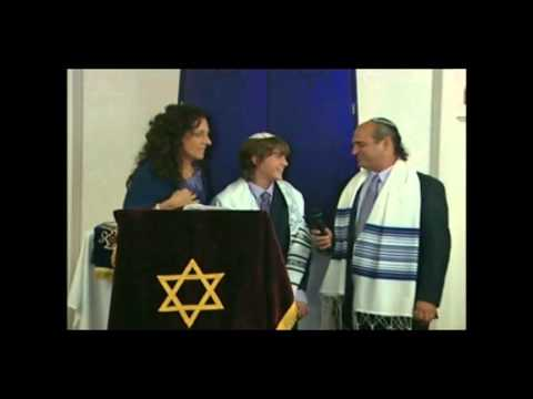 Matt's Bar Mitzvah Part 6 of 7