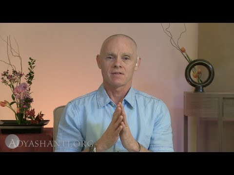 Adyashanti Video: Being Truthful and Honest With Yourself and Others