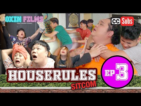 House Rules Sitcom - AFTER CHRISTMAS | Episode 3
