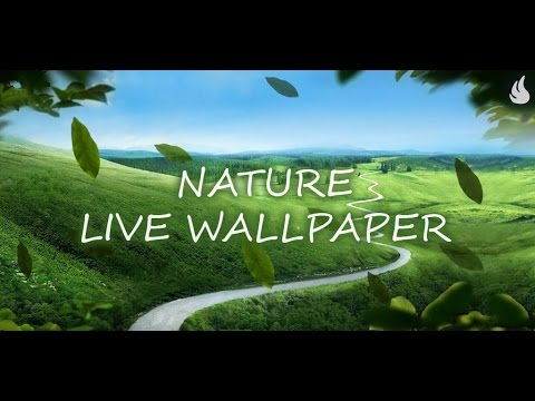 Video of Galaxy S4 Nature Live WP